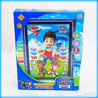 Детский интерактивный 3D планшет Щенячий Патруль