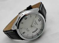 Мужские часы  TISSOT PRC200  кварцевые, корпуса золотистый, циферблат белый
