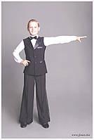 Жилет пиджачного типа для бальных танцев № 964