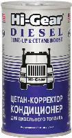 HG3435 Очиститель-антинагар и тюнинг для дизеля (на 70-90 л) 325 мл