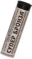 """HG6302 """"Супербронза"""" - сверхпрочная полимерная клей-шпатлевка с бронзовым наполнителем 57 г"""