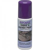Водоотталкивающая пропитка Nikwax Fabric&Leather Proof 125ml