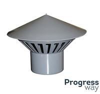 Грибок 50 мм вентиляционный для канализации Украина