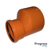 Редукция 160х110 для наружной канализации Мпласт Украина