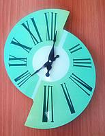 """Необычные оригинальные настенные часы """"Абстракция"""""""