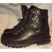 зимняя военная обувь