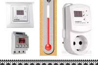 Терморегулятори (термостати)