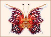 Набор для бисероплетения Бабочка Нимфа
