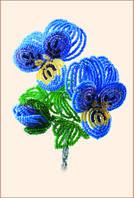 Набор для бисероплетения  Синеглазая красавица