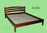 Кровать из дерева Л-211 купить в Одессе