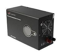 Источник бесперебойного питания для газового котла Luxeon UPS- 500L(правильная синусоида)