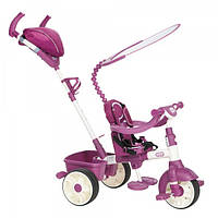 Велосипед трехколесный 4 в 1 Little Tikes Sports Edition Trike Розовый 634369Е4