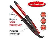 Выпрямитель для волос + плойка (25 мм) Vitalex VL-4026