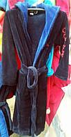 Подростковый халат Адидас  для мальчиков