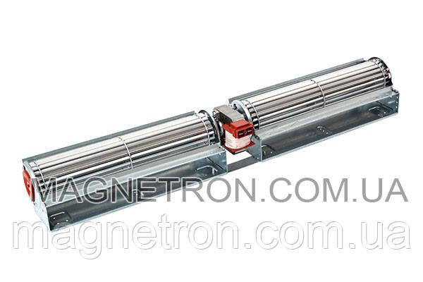 Тангенциальный вентилятор 30W L=270mm для духовок (двойной), фото 2
