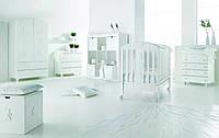 Комплект мебели для детской комнаты Mibb Blanche
