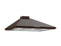 Вытяжка кухонная Borgio Delta 50 см (коричневый)