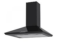 Вытяжка кухонная Borgio Delta+ 50 см (черный)