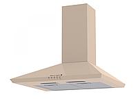 Вытяжка кухонная Borgio Delta+ 50 см (бежевый)