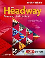 Учебно-методический комплекс New Headway 4th Ed Elementary: Student's Book & iTutor DVD-ROM Pack