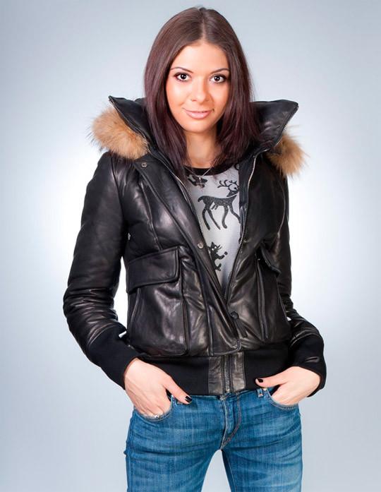 Женские куртки красивые