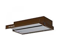 Вытяжка кухонная Borgio BLT (R) 50 см (коричневый)