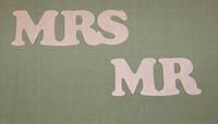 """Слова """" MR """" и """" MRS """""""
