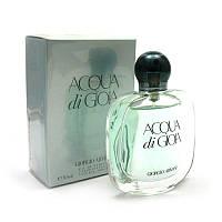 Парфюмированная вода для женщин  Армани аква ди джио Armani Acqua di Gioia 100мл