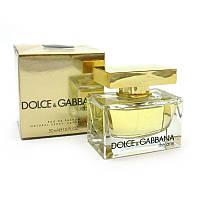 Парфюмированная вода для женщин Дольче Габбана Ван Dolce & Gabbana The One 50мл