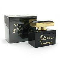 Парфюмированная вода для женщин Дольче Габбана Ван Дизае Дольче Габбана Dolce & Gabbana The One Desire 50мл