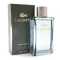 Туалетная вода для мужчин Lacoste Pour Homme 100мл