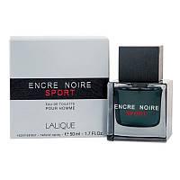 Туалетная вода для мужчин Lalique Encre Noir Sport 100мл