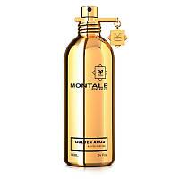 Парфюмированная вода унисекс Montale Golden Aoud 50мл