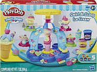 Play Doh Плей Дох Игровой набор Фабрика мороженого