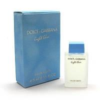 Миниатюра для женщин Dolce & Gabbana Light Blue 4.5мл