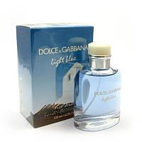 Тестер для мужчин Dolce Gabbana Light Blue Pour Homme Stromboli 125мл