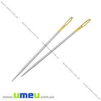 Игла для пряжи PONY (Индия) №3/0, 1 шт. (UPK-004435)