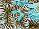 Непревзойденный женский шейный шелковый платок размером 50*50 см VENERA (ВЕНЕРА) C270089-13, фото 2