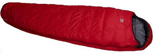 Яркий спальный мешок Sir Joseph Rimo II 1000/170/-13.5°C Red/Anthracite (Left) 922296 красный