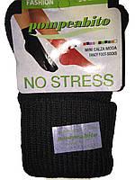 Носки женские шерсть Pompea черные