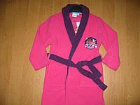 Детский халат для девочек Sun City, 3-8лет