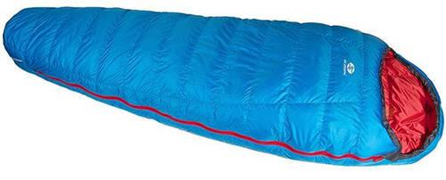 Прекрасный спальный мешок Sir Joseph Rimo II 1000/190/-13.5°C Blue/Red (Left) 922297 голубой