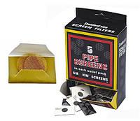 Сеточки для курительных трубок, 10 пачек по 5 штук