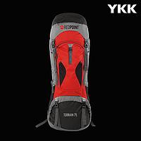 Экспедиционный рюкзак с жестким алюминиевым каркасом RedPoint Terrain 75