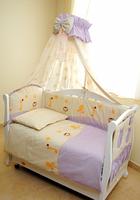 Постельль детская Twins Comfort С-003 Африка фиол