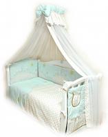 Постель детская Twins Comfort С-004 Котики бирюз