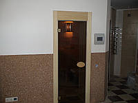 Двери для саун и бань Classic 63x176 (бронза)