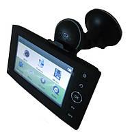 GPS навигатор Pioneer PI 5109 + видеорегистратор + FM-модулятор. Съёмная батарея!