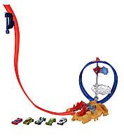 Трек Hot Wheels Человек Паук 2 Amazing Spider-Man 2 Spider Loop