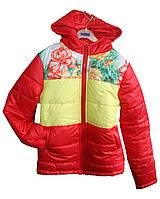 Женская куртка весна подросток